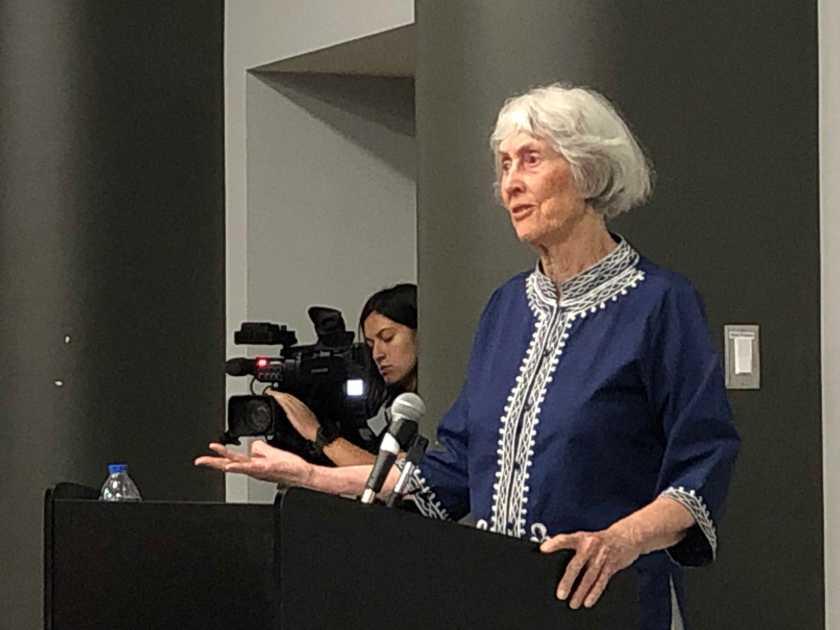 Ruth Payne talk